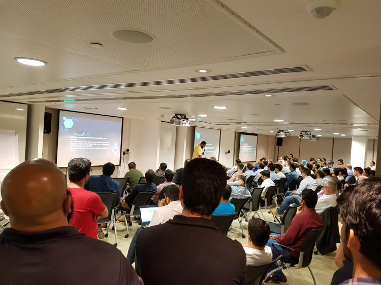 DevOps in Dubai: Lightning Talks!