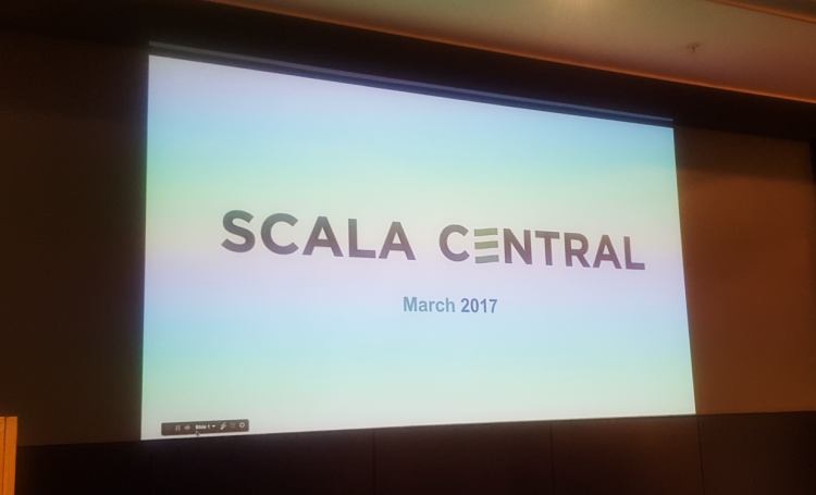Scala Central March 2017